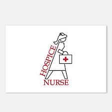 Hospice Nurse Postcards (Package of 8)