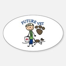 Future Vet Decal