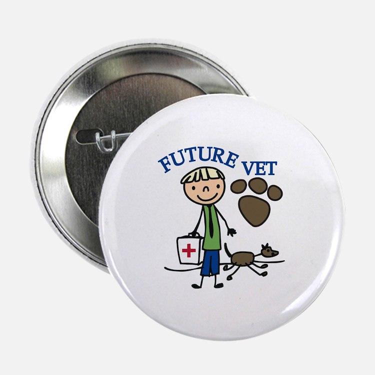 "Future Vet 2.25"" Button (10 pack)"