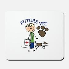 Future Vet Mousepad