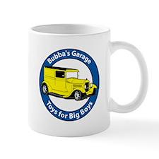 Bubba's Garage Mug Mugs