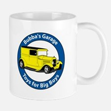Bubba's Garage Mug Mugs