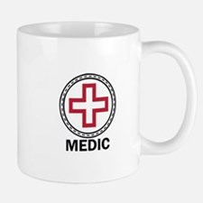 Medic Red Cross Mugs