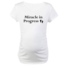 Miracle in Progress Shirt