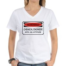 Attitude Chemical Engineer Shirt