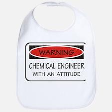 Attitude Chemical Engineer Bib