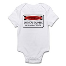 Attitude Chemical Engineer Infant Bodysuit