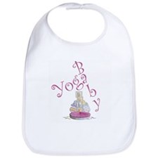 Yoga Baby #5 Bib