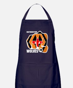 Hatherton Arms Wolves England Fist Apron (dark)