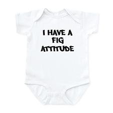FIG attitude Infant Bodysuit