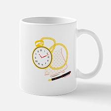 Pocket Watch Mugs