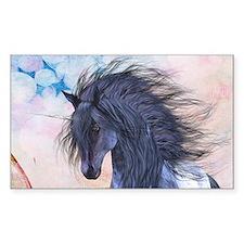 Blue Unicorn 3 Decal