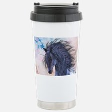 Blue Unicorn 3 Travel Mug