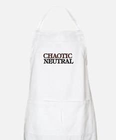 Chaotic Neutral BBQ Apron
