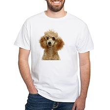 Apricot Poodle Puppy Shirt
