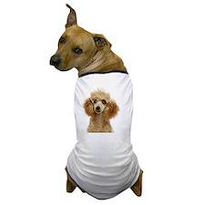 Apricot Poodle Puppy Dog T-Shirt