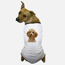 Apricot Poodle Puppy Dog T-Shirt