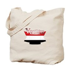 Flag Yemen Tote Bag