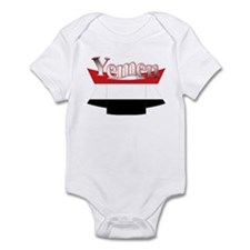 Flag Yemen Infant Bodysuit