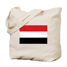 Flag Yemen Tote Bag