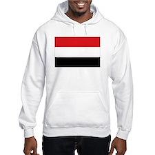 Flag Yemen Hoodie