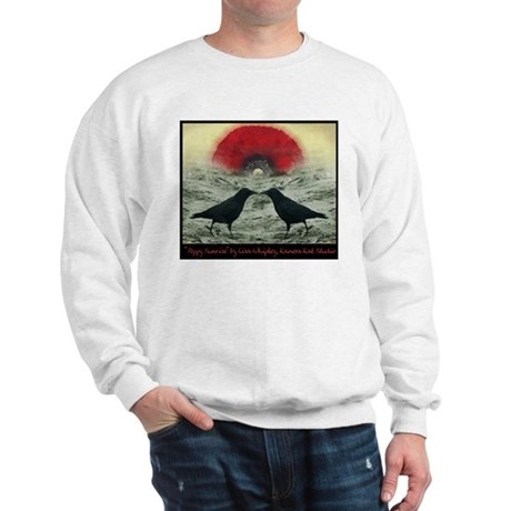 """""""Poppy Sunrise"""" Sweatshirt"""