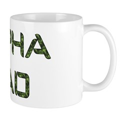 Alpha Dad Mug