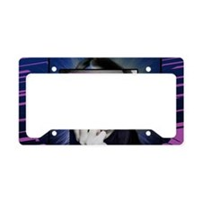 FMS Pain Awareness License Plate Holder