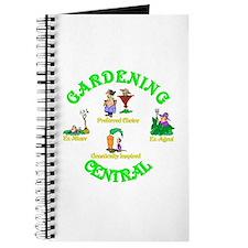 Gardening Central.(1):-) Journal