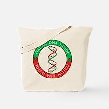 Italian DNA Tote Bag