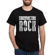 Chiropractors Rock T-Shirt