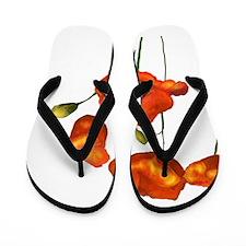 Cute Remembrance day Flip Flops