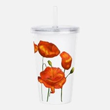 Unique Remembrance day Acrylic Double-wall Tumbler
