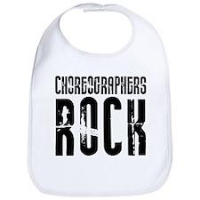 Choreographers Rock Bib