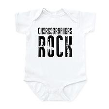 Choreographers Rock Infant Bodysuit