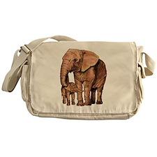 Unique Natural birth Messenger Bag