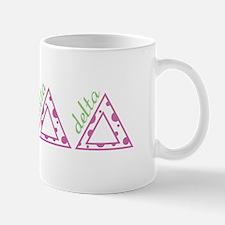 Delta Delta Delta Mugs