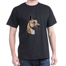 Great Dane Brindle Show Colors T-Shirt