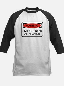 Attitude Civil Engineer Tee