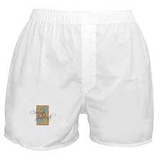 Celebrate Juneteenth - Black Boxer Shorts