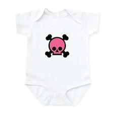 Pink Bones Infant Bodysuit