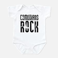 Comedians Rock Infant Bodysuit