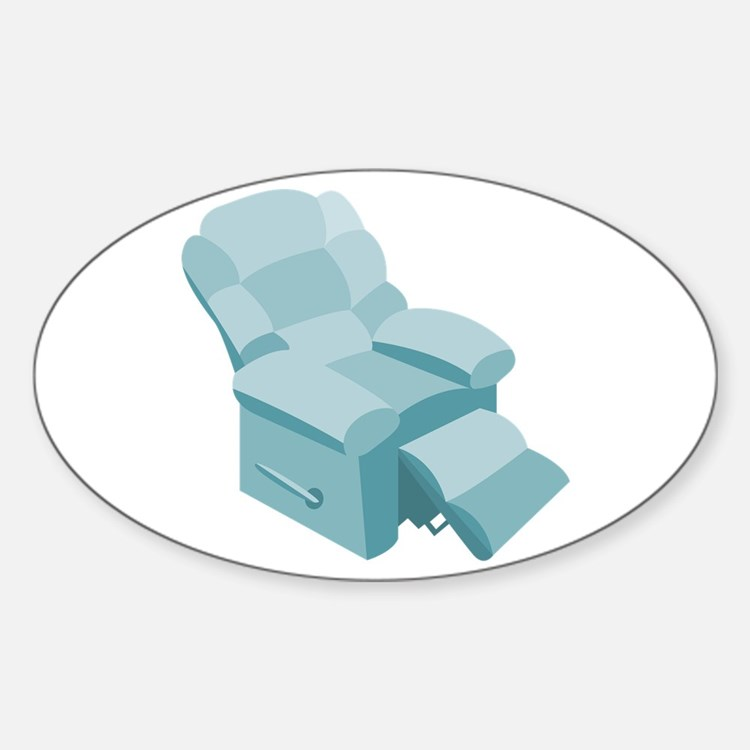 Recliner Decal