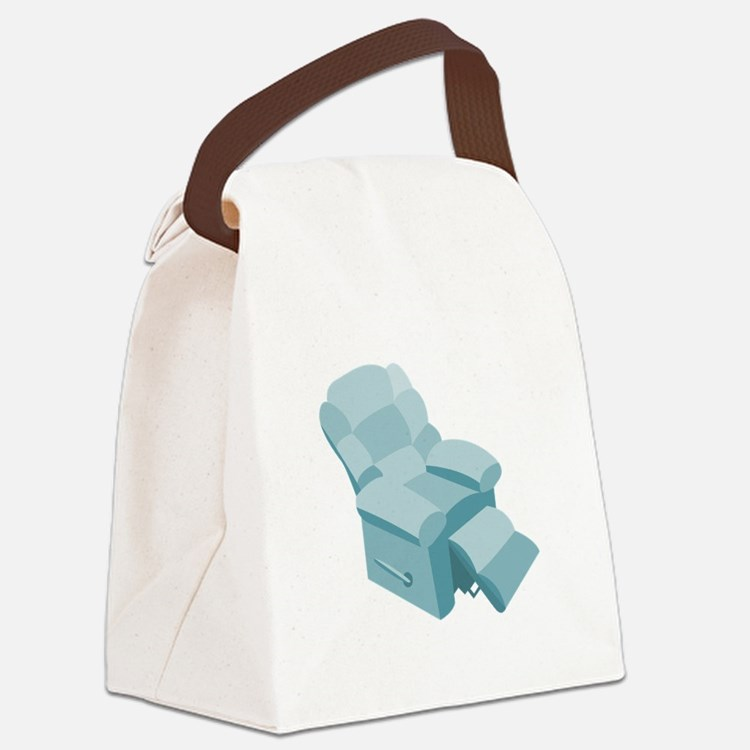 Recliner Canvas Lunch Bag