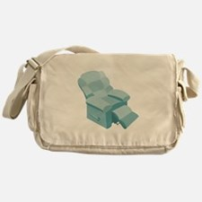 Recliner Messenger Bag