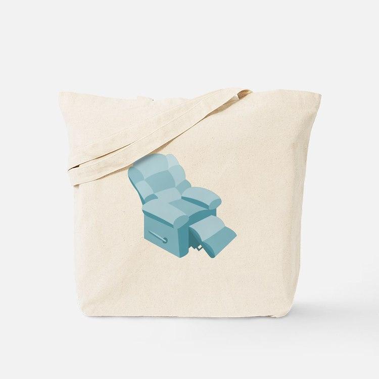 Recliner Tote Bag