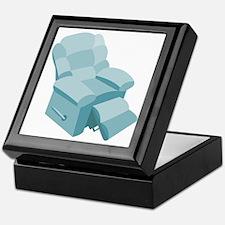 Recliner Keepsake Box