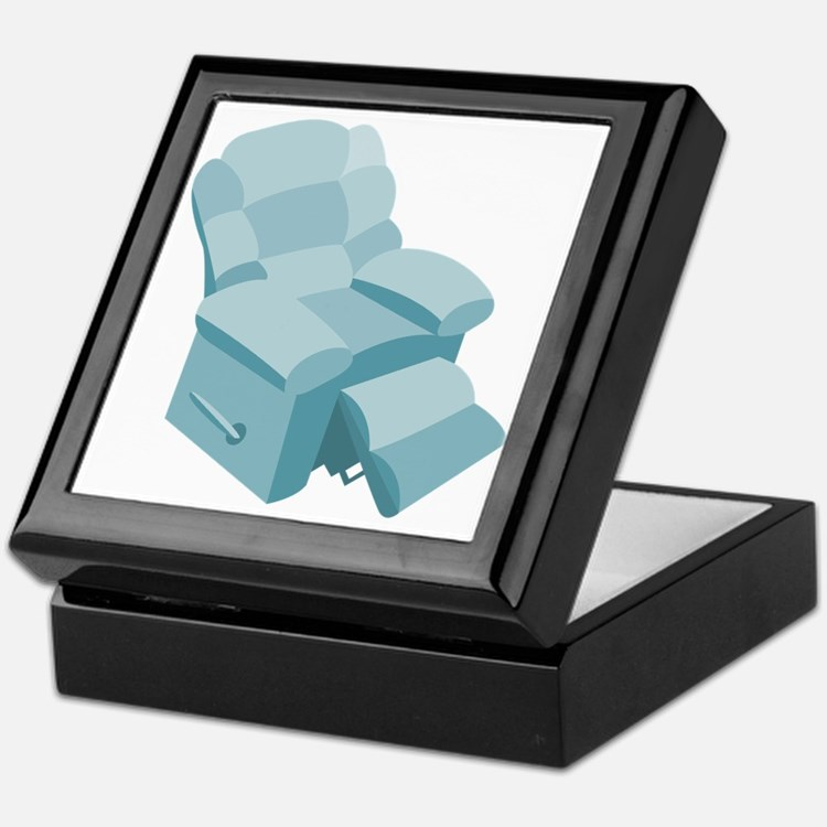 Recliner Keepsake Box