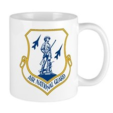 US Air National Guard Seal Mug