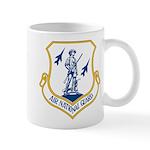 US Air National Guard Seal Mug